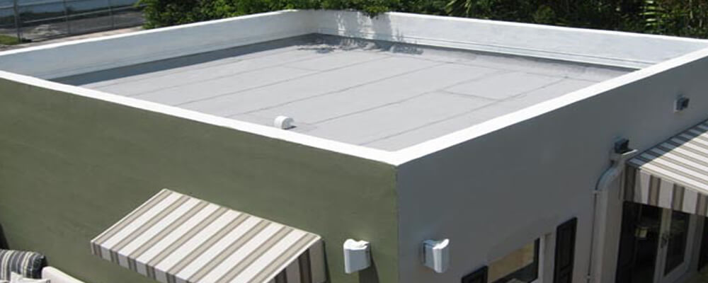 Flat Roofing Repair & Installation